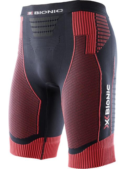 X-Bionic Effektor Power Løbeshorts Herrer rød/sort